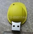 helmet usb flash disk 2