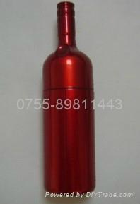 迷你红酒瓶U盘 2
