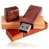 wood usb flash disk shell