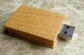 wood usb flash disk shell 3