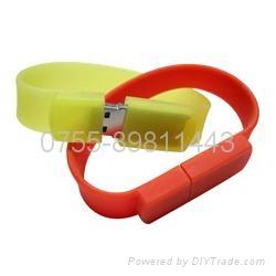 BRACELET usb flash disk shell 2