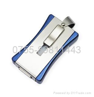 工廠直銷鑰匙扣U盤殼 2