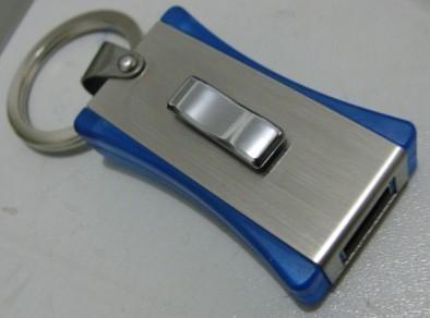 工廠直銷鑰匙扣U盤殼 3