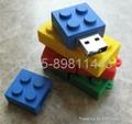 toy bricks usb flash disk 4