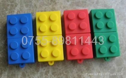 toy bricks usb flash disk 5