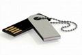 mini whirl usb flash disk shell 4