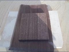 Purple wood grain sandstone