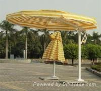 龍岩圓形側立傘
