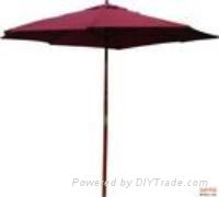 龍岩木製傘