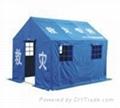 龙岩救灾帐篷