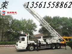 BZC350ZYII truck mounted drilling rig