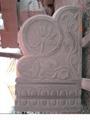 石雕抱鼓石