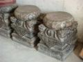 石雕抱鼓石 3