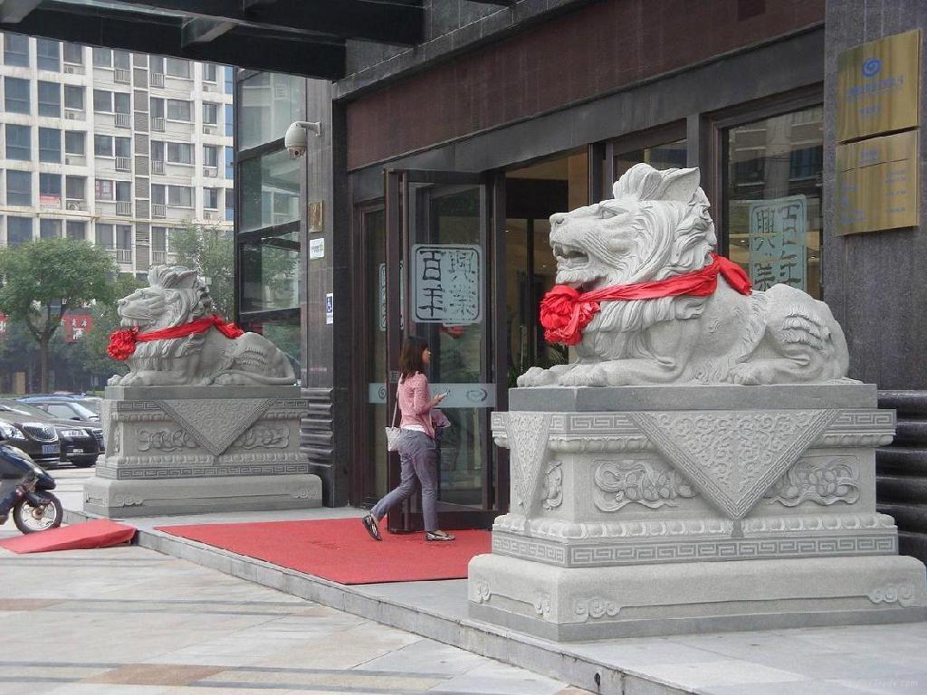招财狮 2