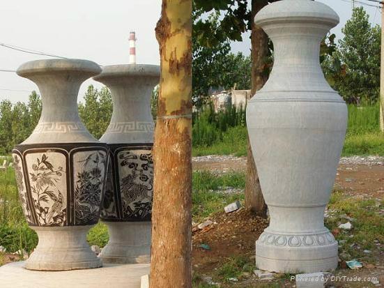 石雕宝瓶 5