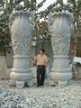 石雕寶瓶 4