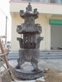 石雕宝瓶 3