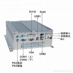 NiceE-6600 嵌入式無風扇工控機