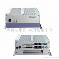 NiceE-6100e nise 3100嵌入式無風扇工控機