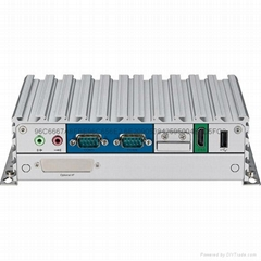 NISE 105/105A3第四代凌動嵌入式工控機