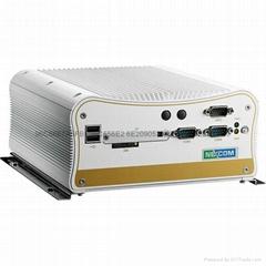 NISE 2110嵌入式無風扇工控機
