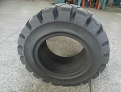 叉车实心轮胎23x10-12