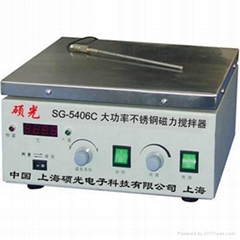 大功率不锈钢磁力搅拌器