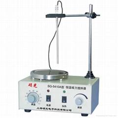 经济型恒温磁力搅拌器