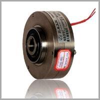 空心軸超薄磁粉制動器