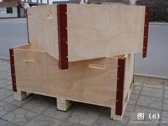 全密封木箱太平