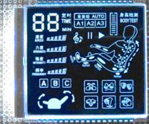 段碼式液晶顯示屏LCD開模定做