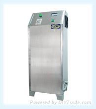 空氣殺菌臭氧發生器(移動式)