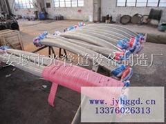 泰州華業管道熱銷產品鋼絲網編織軟管