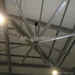 7.2m HVLS Large Air Flow Ceiling Industry Fan