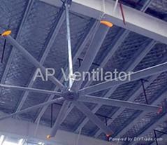 18FT China Big Size Commercial Ceiling Fan