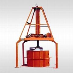 水泥制管機