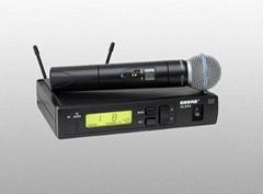 舒尔PGX24PG58无线手持话筒