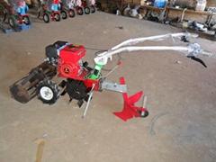 独轮 中耕施肥机
