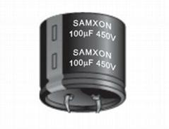万裕三信SAMXON电解电容