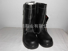 鋼包頭安全鞋