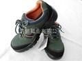 焊接鞋石油鞋