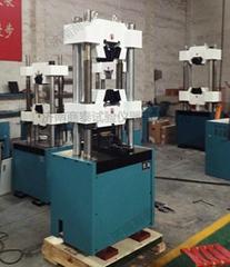 济南商商泰30吨电液伺服  试验机