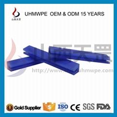 供UHMWPE/UPE/pe1000超高聚乙烯耐磨條920萬耐磨抗靜電