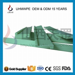 For UHMWPE / UPE / pe1000 UHMWPE 9.2 million wear-resistant impact