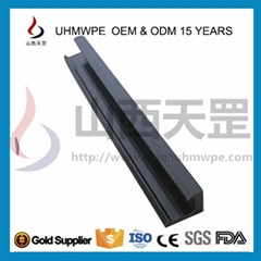 供UHMWPE/UPE/pe1000超高聚乙烯護欄920萬耐磨抗衝擊