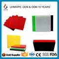 供UHMWPE/UPE/pe1000超高聚乙烯雙色板780萬耐磨抗壓 2