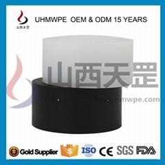 供UHMWPE棒/UPE/pe1000超高聚乙烯棒920萬耐磨抗靜電