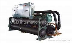 water to water heat pump