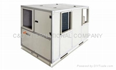HEAT RECOVERY UNIT WITH HEAT PUMP