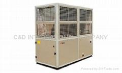 65Deg C hot water air source heat pump